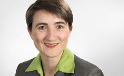 Porträtfoto Dr. Karin Windt