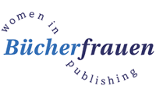 BücherFrauen. Women in Publishing Logo