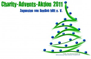 Charity-Adventsaktion eBay-Versteigerung