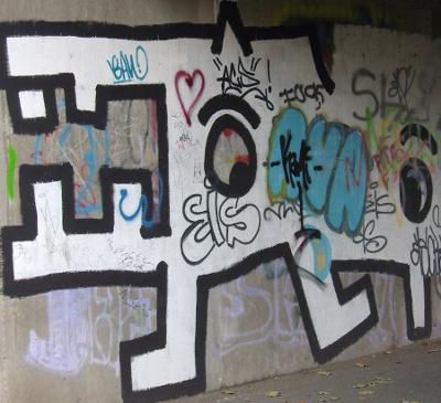 Graffiti - Foto: webgewandt